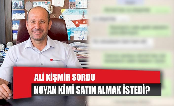 """Ali Kişmir: """"Bu bir küstahlıktır!"""""""