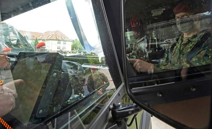 Almanya: Ordudaki kayıp mühimmat skandalına ilişkin soruşturma başlatıldı