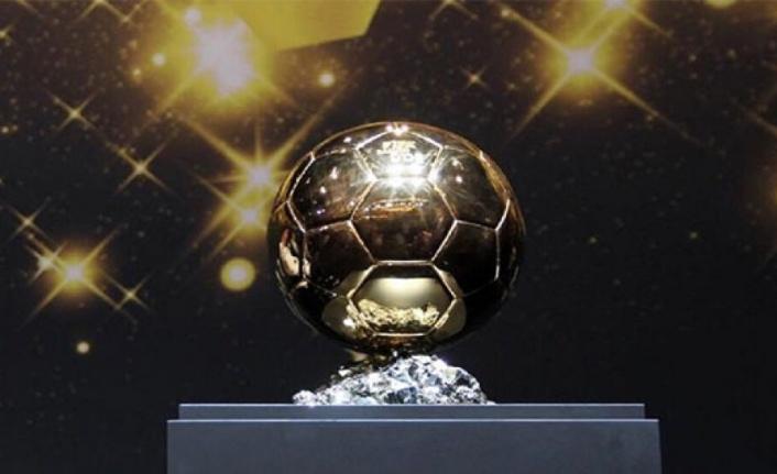 'Altın Top' ödülü Covid-19 nedeniyle bu yıl verilmeyecek