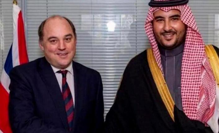 İngiltere'den Suudi Arabistan'a yaptırımlar için 'özür' telefonu