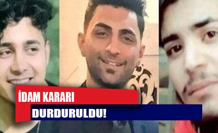 İran'da üç gencin idam kararı durduruldu: Yeniden yargılanacaklar