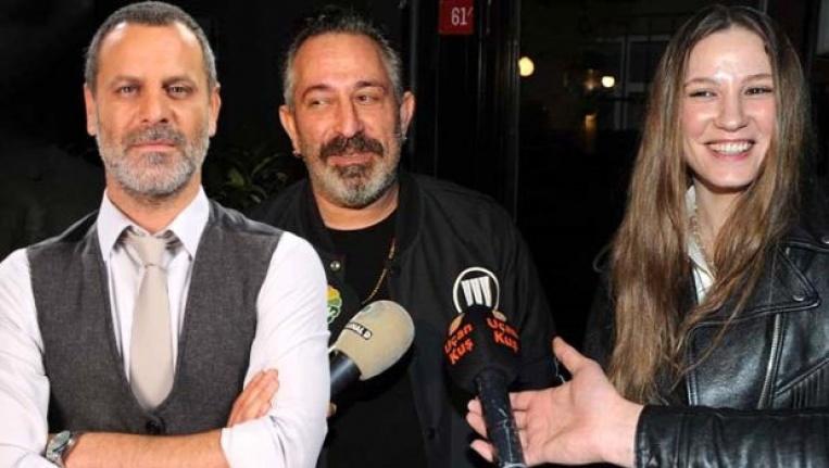 Magazin gündemini sarsacak iddia: Platonik aşık Ozan Güven, Cem Yılmaz ve Serenay Sarıkaya ilişkisini bitirdi