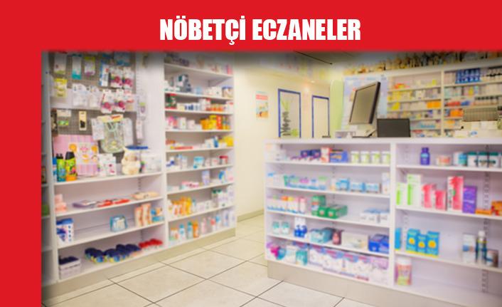 Nöbetçi Eczaneler / 30 Temmuz 2020