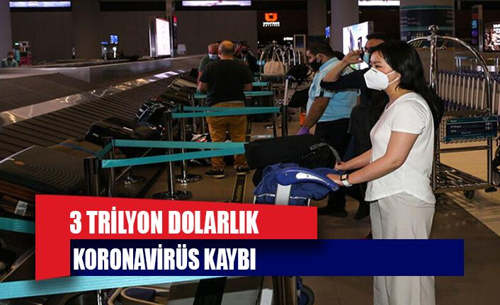 Turizm yatırımlarında 3 trilyon dolarlık koronavirüs kaybı