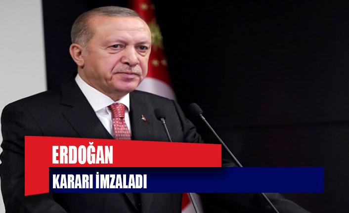 Türkiye Cumhurbaşkanı Erdoğan Ayasofya'nın ibadete açılması kararını imzaladı