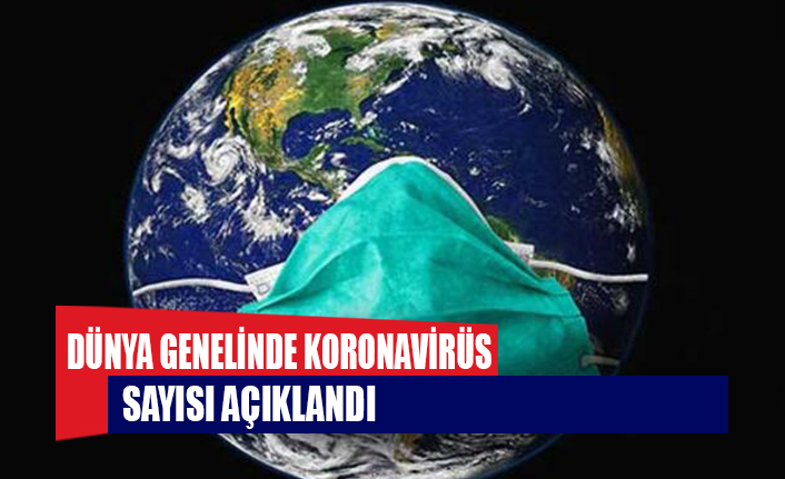 Dünya genelinde Covid-19 tespit edilen kişi sayısı 23 milyon 130 bini geçti