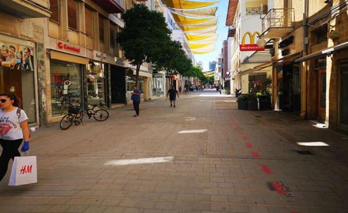 Güney Lefkoşa'da polis tedbirleri artırıldı