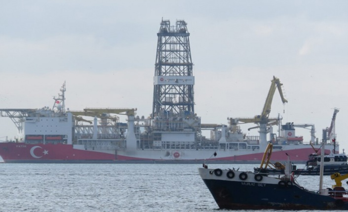 """Karadeniz'deki keşif Rum basınında: """"Büyük ama yeterli değil"""""""