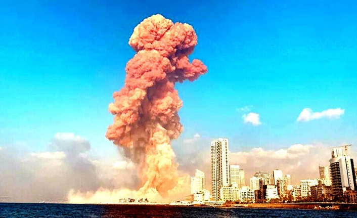 Reuters, izi Kıbrıs'tan geçen Beyrut patlamasının kaynağı İngiltere kayıtlı gemi şirketini konuşturamadı