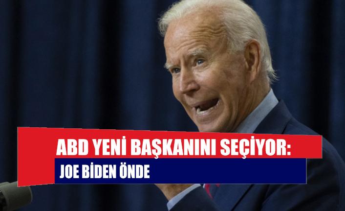 ABD yeni başkanını seçiyor: Joe Biden önde