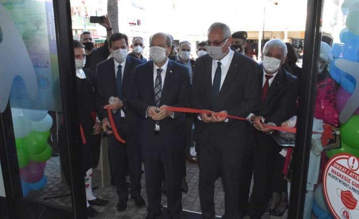 Girne Belediyesi Sosyal Yaşam Merkezi hizmete açıldı