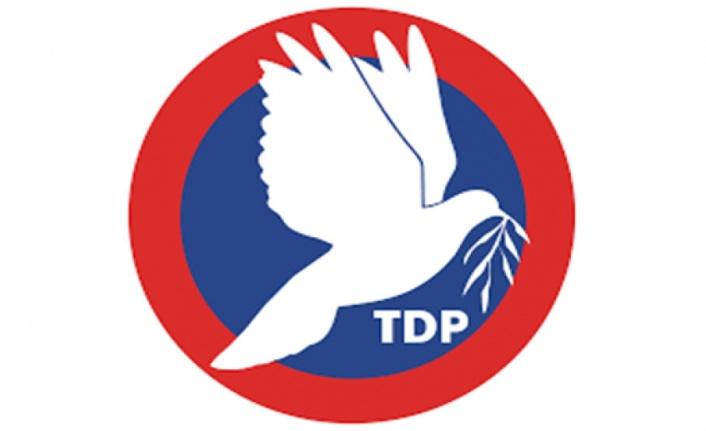 """TDP MYK: """"Federasyondan vazgeçmek, haklarımızın gaspına göz yummaktır"""""""