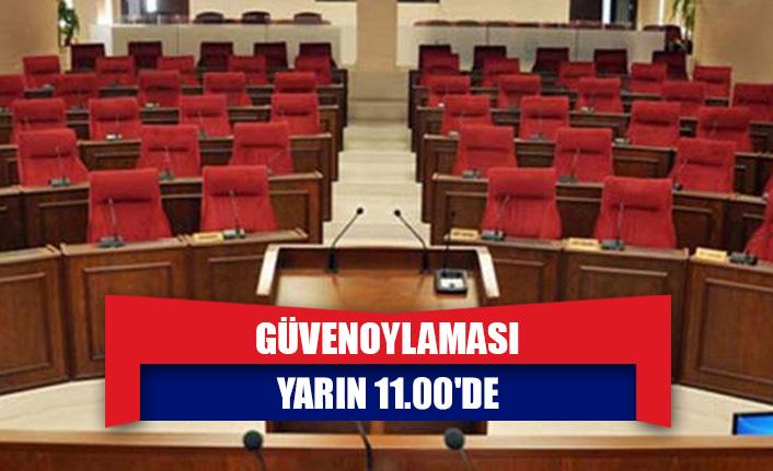 Yeni hükümet için güvenoylaması yarın 11.00'de