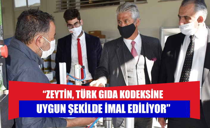 """""""TARIMSAL SANAYİNİN GELİŞMESİNİ DESTEKLİYORUZ"""""""