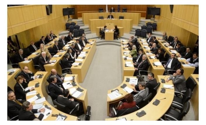 Kıbrıs sorunu Rum Meclisindeki özel oturumda tartışıldı
