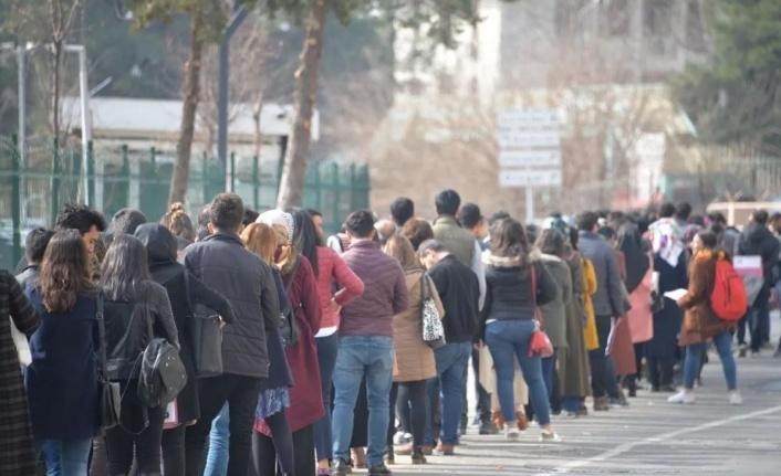 Türkiye'de işsizlik rakamları açıklandı