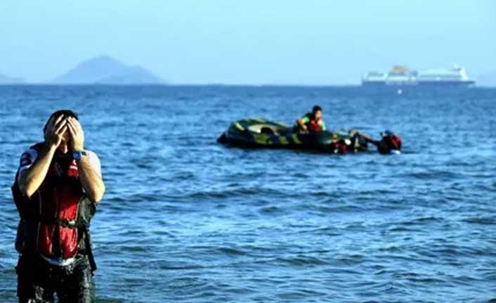 Akdeniz'de göçmen faciası: 100 kişi yaşamını yitirdi