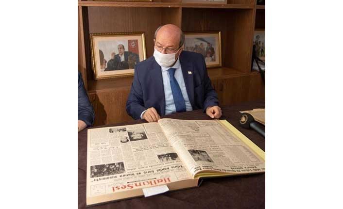"""""""DR. FAZIL KÜÇÜK KIRMIZI ÇİZGİMİZDİR"""""""