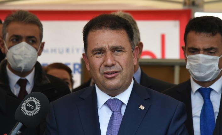 """""""KKTC BÜYÜK ORGANİZE SANAYİ BÖLGESİ"""" TANITIMI YAPILDI"""
