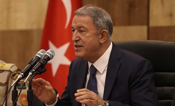 """Akar: """"Kıbrıs'ta iki devletli yapı artık tek çözüm"""""""