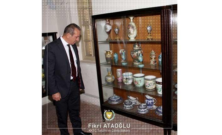 """Ataoğlu: """"tarihimizi ne kadar iyi bilirsek geleceğe o kadar emin adımlarla yürürüz"""""""