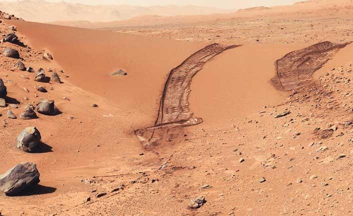 Bilim insanları uyardı! Sonraki salgın Mars'tan gelebilir