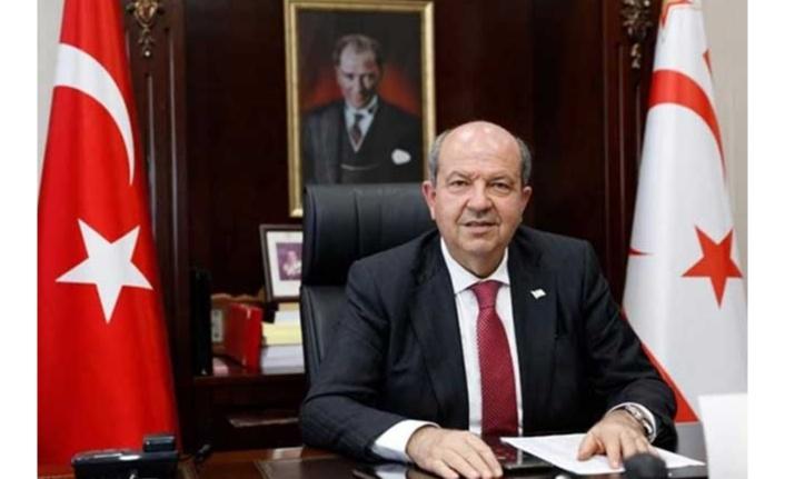 Cumhurbaşkanı'ndan Ercan Havalimanı ile ilgili açıklama