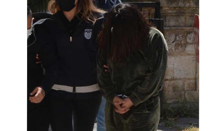 Girnede meydana gelen resmi evrak sahteleme olayı ile ilgili olarak tutuklama