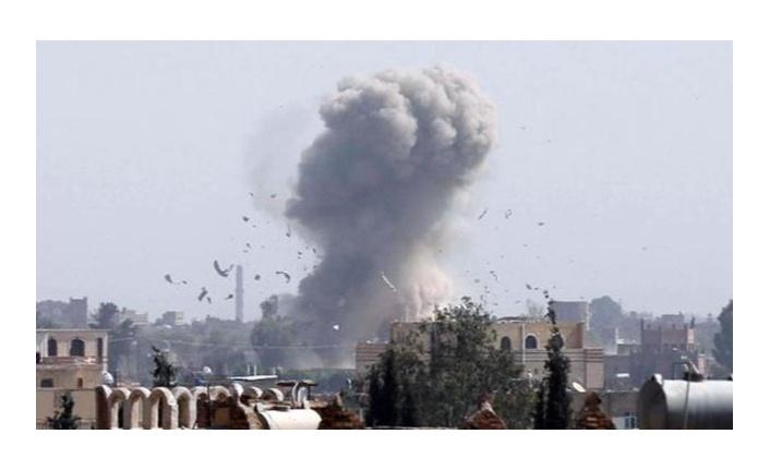 İsrail, hava saldırısıyla Gazze'yi vurdu