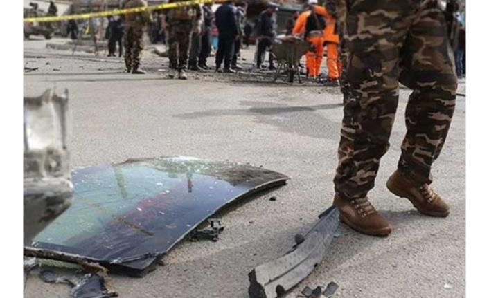 Kabil'de bombalı saldırı: 25 ölü ve yaralılar var