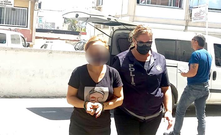 Uyuşturucu Zanlısı Kadın Tutuksuz Yargılanmak İçin Teminata Bağlandı