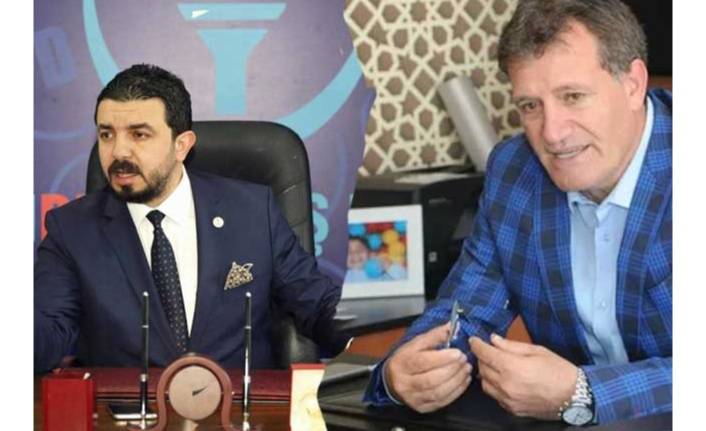 Zaroğlu ve Arıklı arasındaki sosyal medyada tansiyon yükseldi