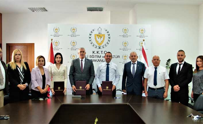 AÖA İle Haksen Arasında Toplu İş Sözleşmesi İmzalandı