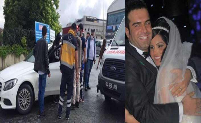 Berdan Mardini'nin eski eşi Fatoş Karademir'e silahlı saldırı!