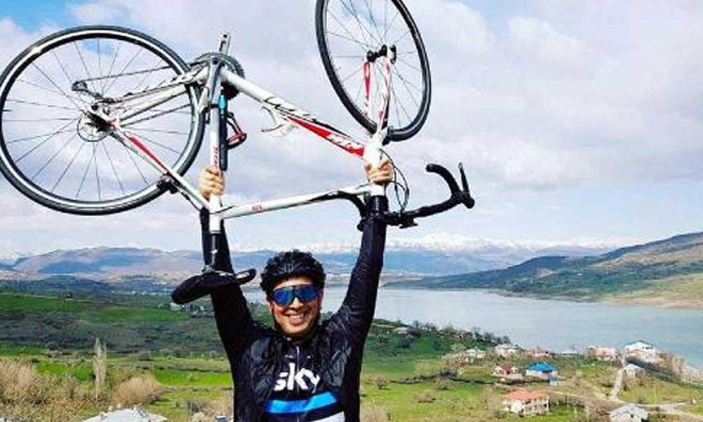 Bisikletiyle şarampole düşen araştırma görevlisi yaşamını yitirdi