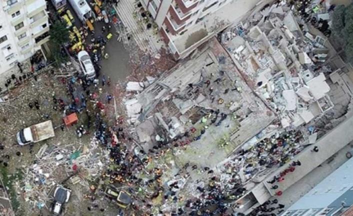 Çin'in Hunan eyaletinde apartman çöktü