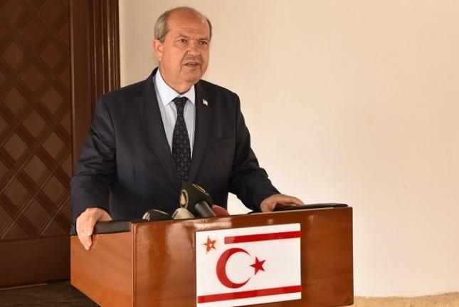 Cumhurbaşkanı Tatar, Antalya Diplomasi Forumu'na Katılmak Üzere Yarın Ada'dan Ayrılacak