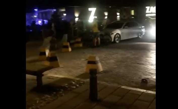 Gazimağusa'da Büyük Kavga! Yaralılar Var