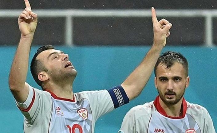 Goran Pandev futbol tarihine geçti