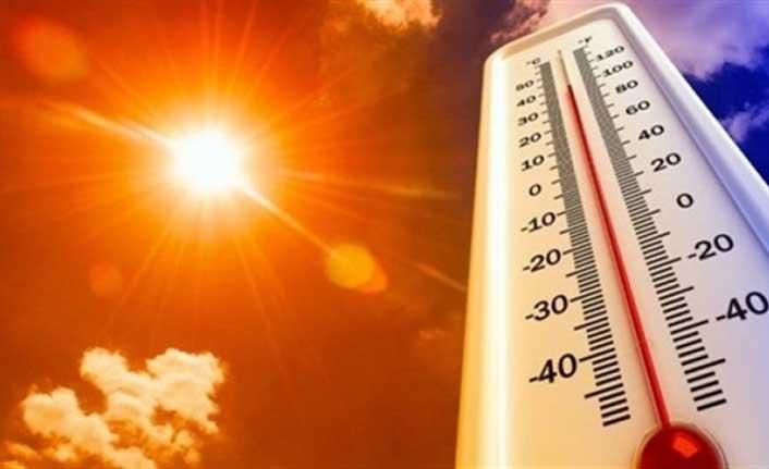 Hava Sıcaklığı 35 Dereceye Kadar Yükselecek