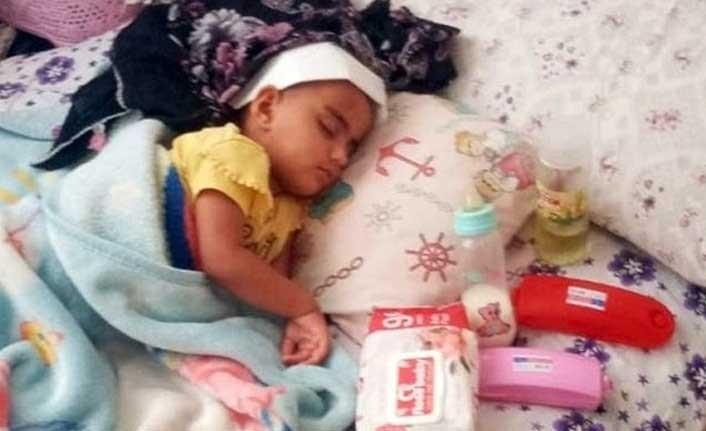 Maganda kurşunu 2 yaşındaki Vildan'ı felç bıraktı
