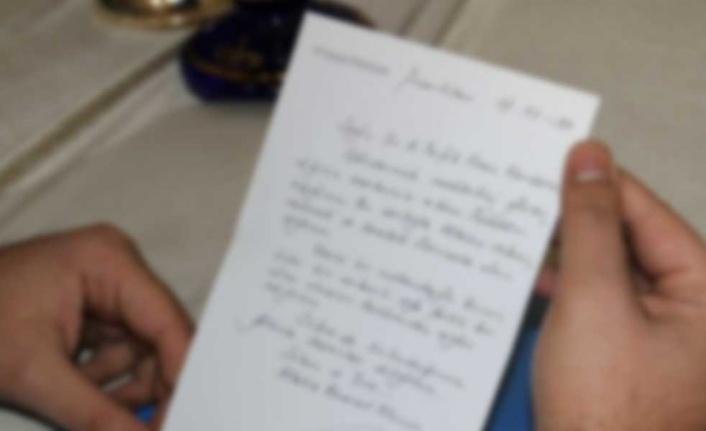 Polislerden Adalet Bakanına Mektup ve Uyarı