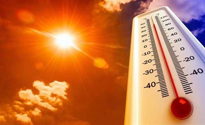 Sıcaklık Artıyor… 39 Dereceye Kadar Çıkması Bekleniyor