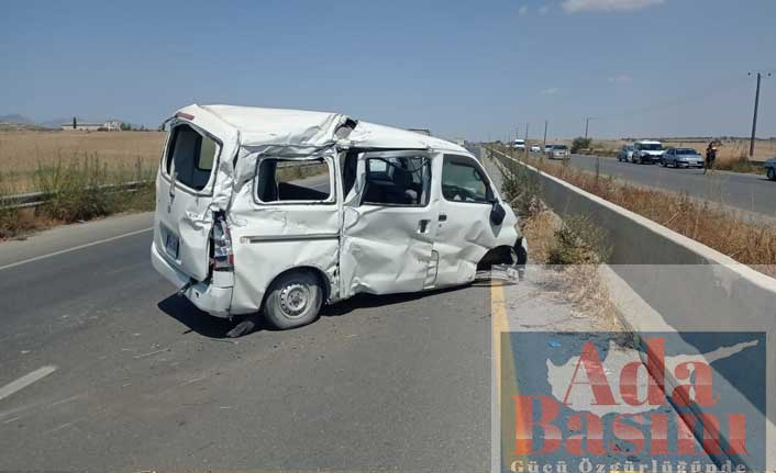 SON DAKİKA! Alayköy- Yılmazköy arasında feci kaza