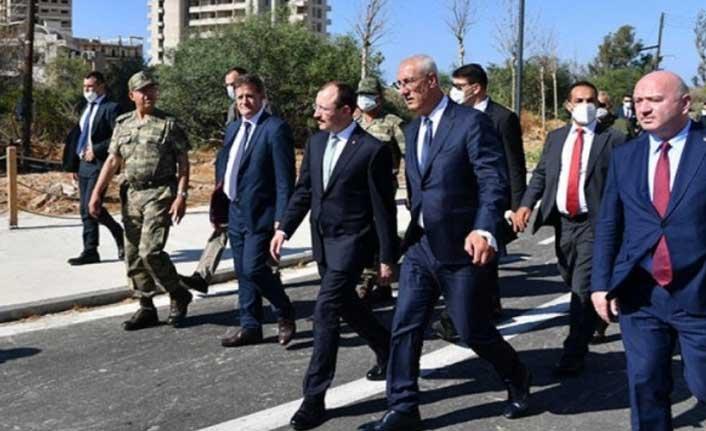 TC Ticaret Bakanı Muş'tan, 46 Yılın Ardından Bir Bölümü Açılan Kapalı Maraş'a Ziyaret