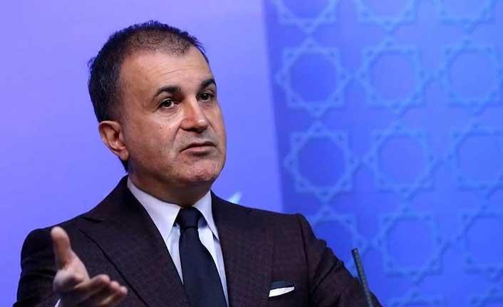 Akıncı'nın külliye tepkisine AKP'den ilk açıklama