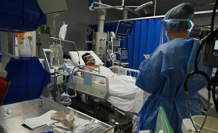 Delta varyantı Avustralya'yı ele geçirdi… Hastanelerdeki durum korkunç