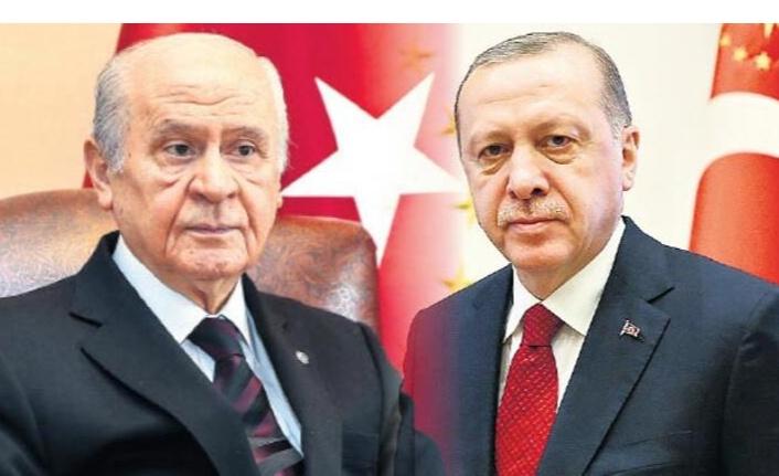 Erdoğan ile Bahçeli, 19-20 Temmuz tarihlerinde KKTC'de olacak