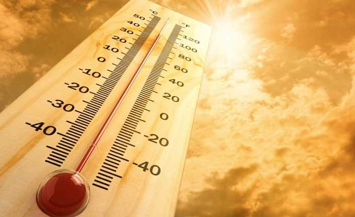 Hava sıcaklığı iç kesimlerde 36 – 39; sahillerde ise 32 - 35 derece dolaylarında seyredecek