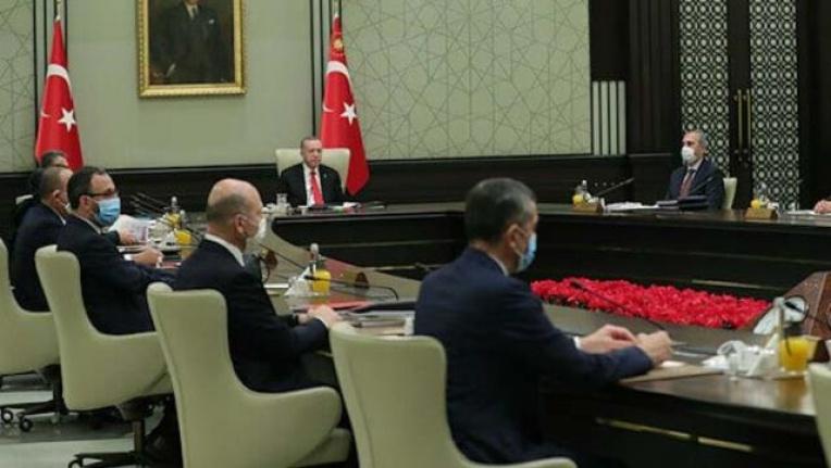 Kabine toplantısı başladı! Masada Kurban Bayramı tatili var